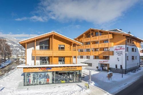 Austrija: ALPENPARKS HOTEL & APARTMENT ORGLER (KAPRUN) Apts,  vasario 10 d. skrydžiams, 7 n. nuo 523,00 EUR