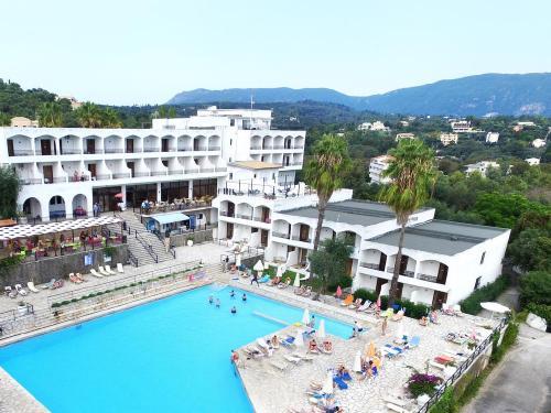 Korfu sala: MAGNA GRECIA 4+*,  gegužės 05 d. išvykimui, 14 d. nuo  609,00 EUR