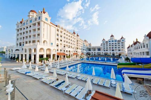 Turkija: OZ HOTELS SIDE PREMIUM 5*, balandžio 4 - 30 d., 7 n. nuo 408 EUR