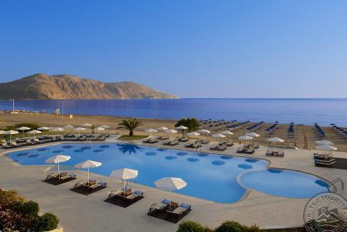 Kreta: PILOT BEACH RESORT & SPA 5*, gegužės 4, 11, 18, 25 d. skrydžiams, 5 n., nuo 617 EUR