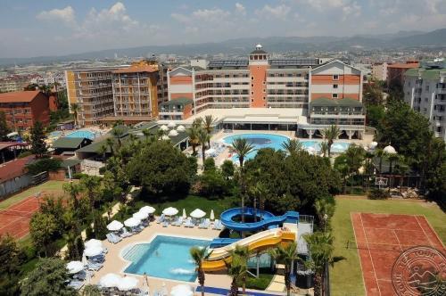 Turkija: PALMERAS BEACH HOTEL 5*,  birželio 21 d. skrydžiui 7 n. nuo 579,00 EUR