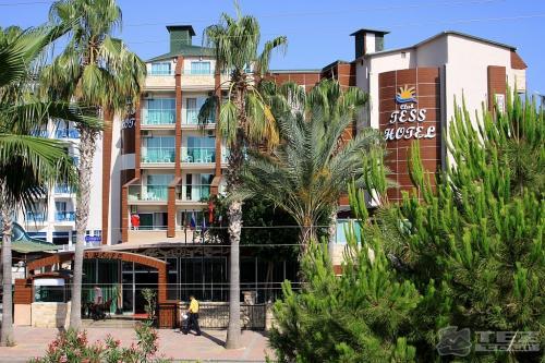 Turkija: CLUB TESS HOTEL 4*,   rugpjūčio 10- 22 d. skrydžiams  3 n. nuo 179,00 EUR
