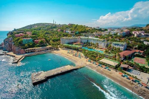 Turkija: KEMAL BAY 5*, rugsėjo 27 d. skrydžiui 7 n. nuo 559,00 EUR