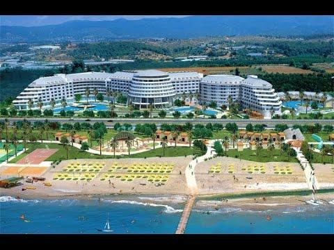 Turkija: LONG BEACH RESORT HOTEL & SPA DELUXE 5*,  rugsėjo 4 d. skrydžiui 7n. nuo 699,00 EUR