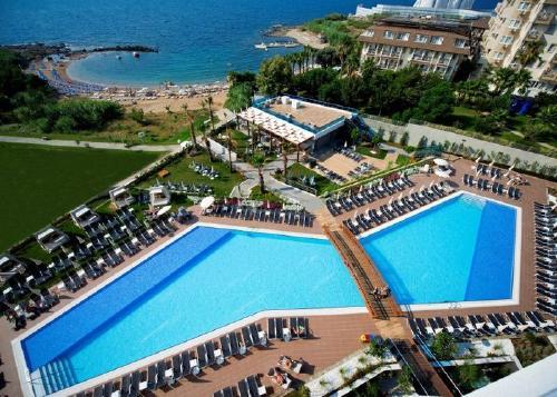 Turkija: NUMA BEACH HOTEL 5*,  birželio 14 d. skrydžiui 7 n. nuo 649,00 EUR