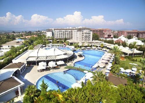 Turkija: SUNIS ELITA BEACH RESORT HOTEL 5 *,  2019 m. balandžio 17 d.  skrydžiui  7 n. nuo 469,00 EUR