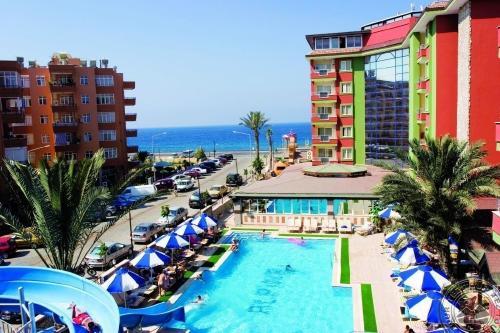 Turkija: XENO HOTELS ALPINA 4*,   rugpjūčio 10- 22 d. skrydžiams 5 n. nuo 307,50 EUR