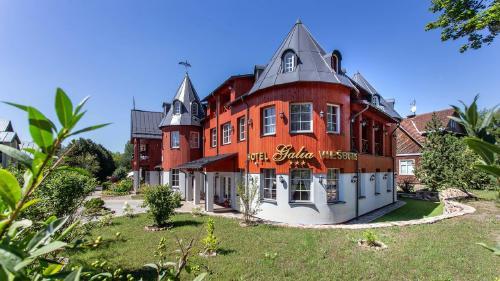 Druskininkai: HOTEL GALIA 3*,  2 nakvynės nuo 104,50 EUR