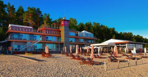 Jūrmala: BOUTIQUE HOTEL LIGHT HOUSE JURMALA,  2 nakvynės nuo 308,50 EUR