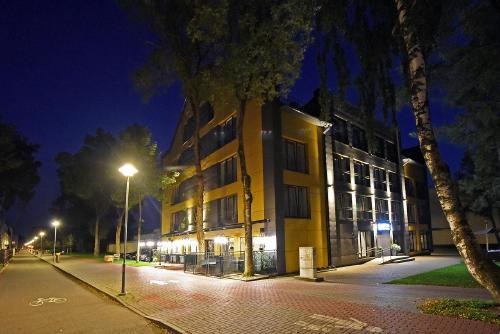 Palanga: MUZA HOTEL 3*,  2 nakvynės nuo 49,00 EUR