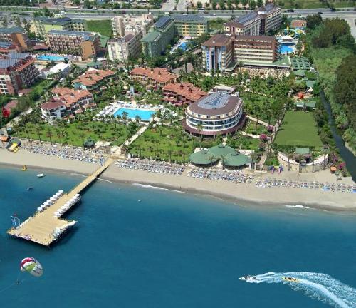 Antalija: SAPHIR HOTEL 4*, 2019 m. gegužės 15 d. skrydžiui, 7 n. nuo 549,00 EUR